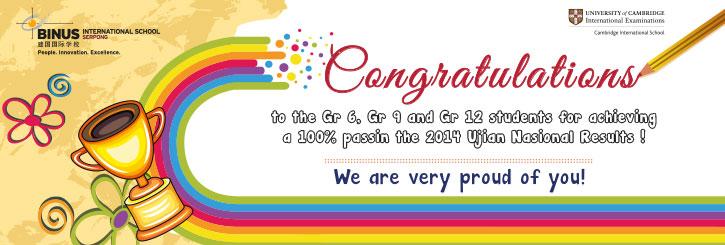 Congratulation
