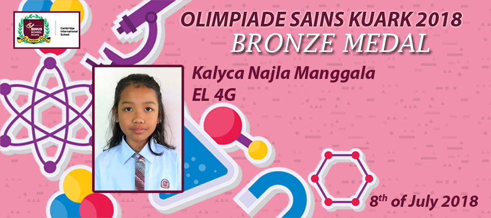 OSK 2018 8 July2018 bronze medal