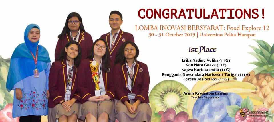 Lomba Inovasi- Universitas Pelita Harapan
