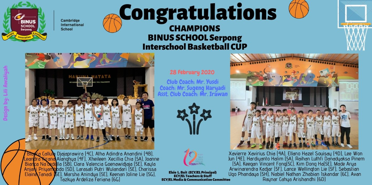 Binus Basketball